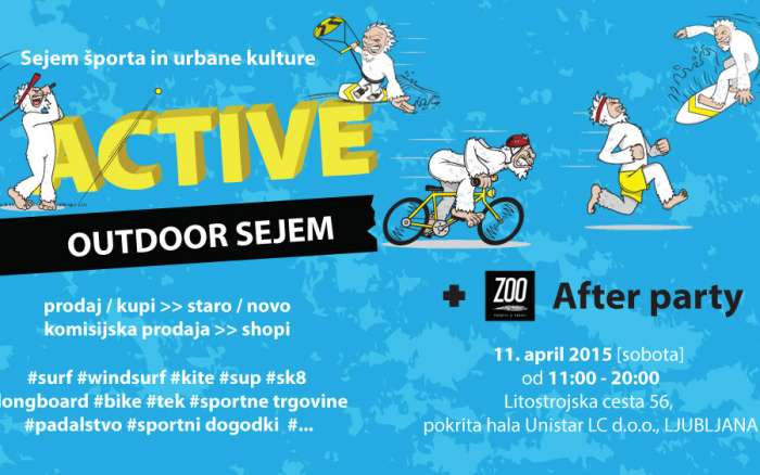 Active Outdor Sejem 2015