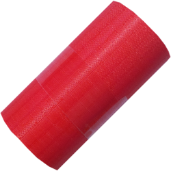 Nylon Ripstop Tape - Red, 5cm, per metre